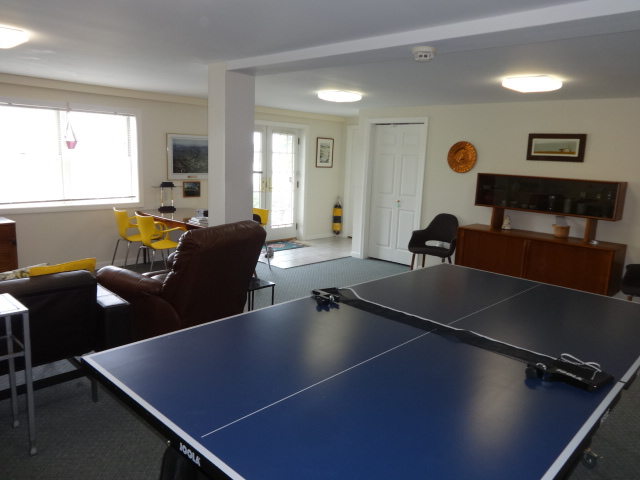 Coves Edge Rec Room Ping Pong